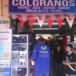 Autoservicio y Cigarrería Colgranos en Bogotá
