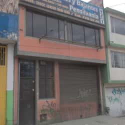 Canales y Bajantes Pensilvania Carrera 80 en Bogotá