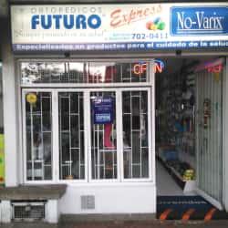 Ortopédicos Futuro Avenida Esperanza en Bogotá