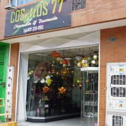 Cosmos 77 en Bogotá