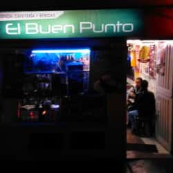 Cigarrería El Buen Punto en Bogotá