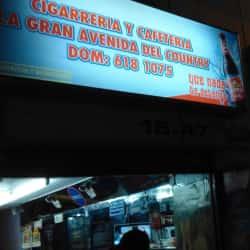Cigarrería y Cafetería La Gran Avenida del Country en Bogotá