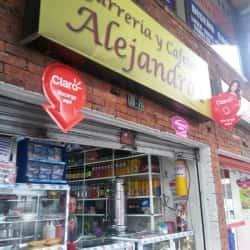 Cigarrería y Cafetería Alejandro I en Bogotá
