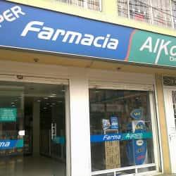 Super Farmacia Alkosto en Bogotá