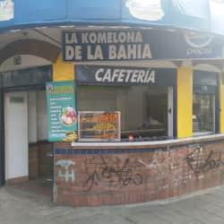 La Komelona de la Bahía en Bogotá