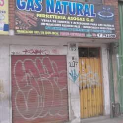 Ferretería Asogas G.O en Bogotá