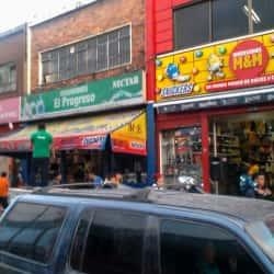 Inversiones El Progreso De Colombia SAS en Bogotá