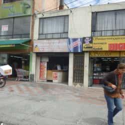 Asadero el Brazón Ardiente en Bogotá