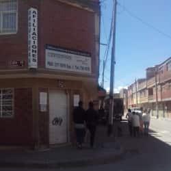Coorserpark en Bogotá