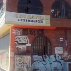 La Casa del Drywall en Bogotá