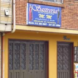 Sastrería M.M en Bogotá