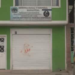 Estética Facial y Corporal Manantial en Bogotá