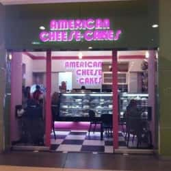 American Cheese-Cakes Titán Plaza en Bogotá