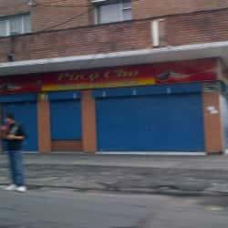 Pin o Cho Calle 1F en Bogotá