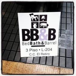 Bed Bath & Barrel El Retiro  en Bogotá