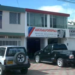 Auto Alfombras en Bogotá