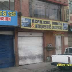 Acrilicos, Domos & Marquesinas Corredizas  en Bogotá
