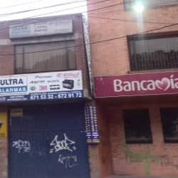 Bancamía Barrancas en Bogotá