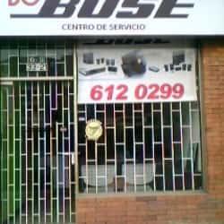 Bose en Bogotá