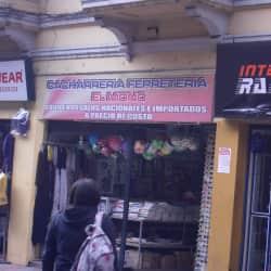 Caharrería El Mono en Bogotá