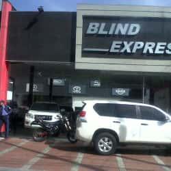 Blind Express en Bogotá