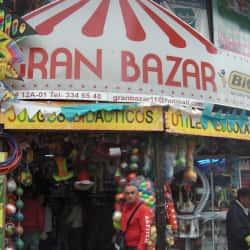 Cacharrería Gran Bazar en Bogotá