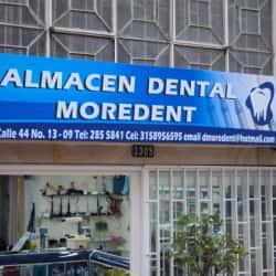 Almacén Dental Moredent en Bogotá