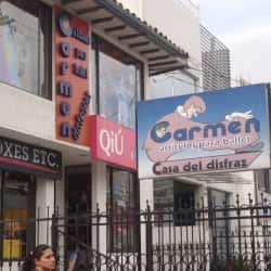 Carmen Casa del Disfraz en Bogotá
