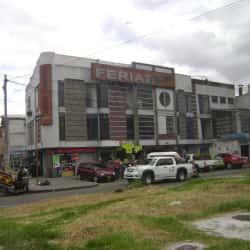 Centro Comercial Ferias Plaza en Bogotá
