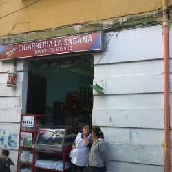 Cigarrería La Sabana en Bogotá