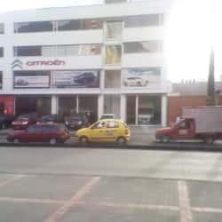 Citroën en Bogotá