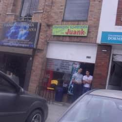 Cigarrería y Cafetería El Rancho de Juan K en Bogotá