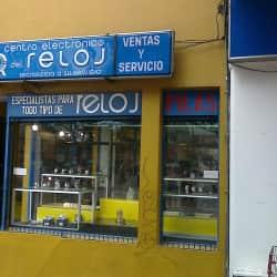 Centro Electrónico El Reloj en Bogotá
