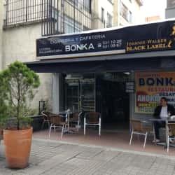 Cigarrería y Cafetería Bonka en Bogotá