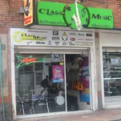Class Music en Bogotá
