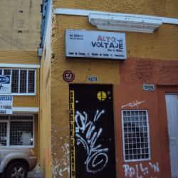 Alto Voltaje en Bogotá