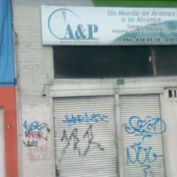 Aromas y Procesos Ltda. en Bogotá
