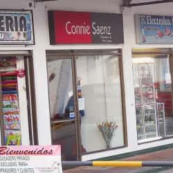 Connie Saenz en Bogotá