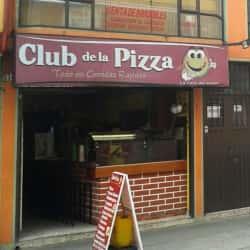 Club de la Pizza en Bogotá