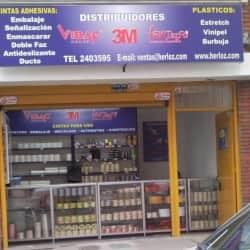 Distribuidores Herloz en Bogotá