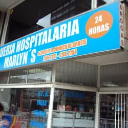 Droguería Hospitalaria Marlyn's en Bogotá