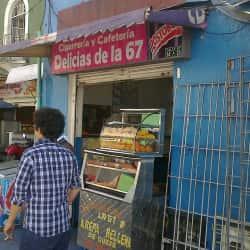 Cigarreria y Cafetería Delicias de la 67  en Bogotá