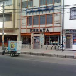Errata  en Bogotá