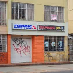 Estampados DRC en Bogotá