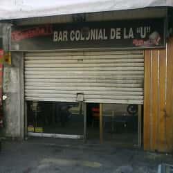 Bar Colonial de la U en Bogotá