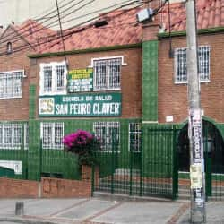 Escuela de Salud San Pedro Claver Calle 52 en Bogotá