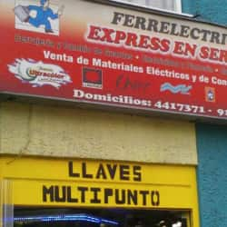 Ferrelectricos Express en Servicios en Bogotá