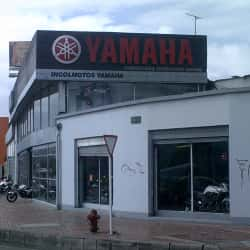 Incolmotos Yamaha en Bogotá