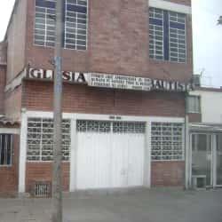 Iglesia Bautista  en Bogotá