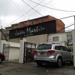 Juan Martin Peluquería en Bogotá